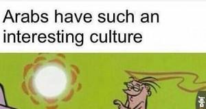 Kultura arabska taka ciekawa