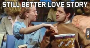 Still better love story