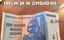 Inflacja w Zimbabwe...