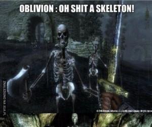 Uf, to tylko szkielet