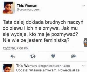 Feministki takie są