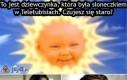 Słoneczko z Teletubisiów