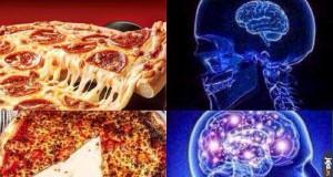 Różne sposoby krojenia pizzy