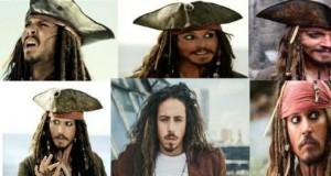 Kapitan Jack Sparrow, najlepszy pirat