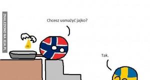 Jajko po norwesku