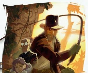 Nadchodzi film animowany z Indianą Jonesem!