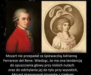 Ach, ten Amadeusz...