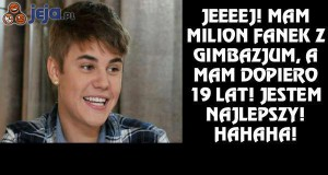 Oj, Justin...