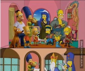 Tymczasem u Simpsonów...