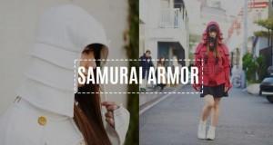 Samurajskie zbroje-bluzy