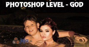 Photoshop level - God