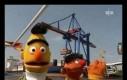 Bart jest zdumiony, widząc jak samobójca skacząc wykonał backflipa, o którego prosił go Ernie