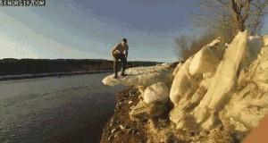 Śniegowe zabawy - level hard