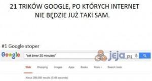 21 trików w Google