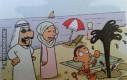 Ahmed na plaży
