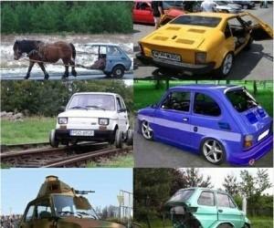 Maluch - samochód uniwersalny