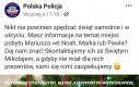Policja umie w Fejsbuka