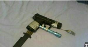 Broń uniwersalna