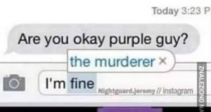 Problemy morderców