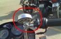 Klakson w motorze