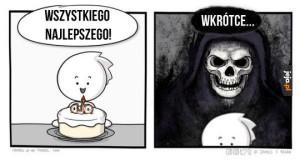 Śmierć i urodziny
