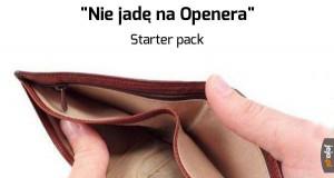 W portfelu pusto