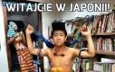 Witajcie w Japonii!