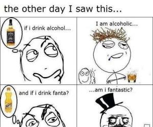 Wódka + Fanta