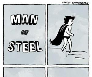 Człowiek ze stali