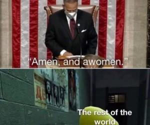 Kolejny nieśmieszny mem