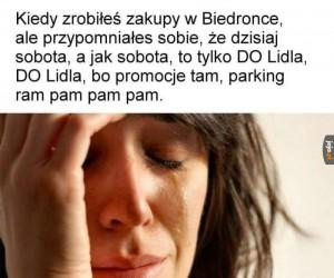 Jakaż strata...
