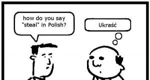 """""""Steal"""" po polsku"""