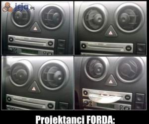 Projektanci Forda
