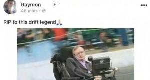 Legenda driftu