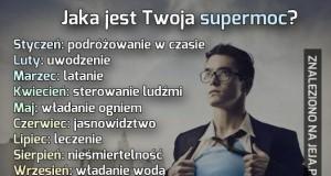 I Ty możesz zostać superbohaterem!