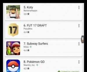 Ten moment, gdy podróbka Pokémon GO