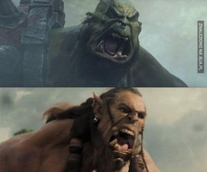 Warcraft: Animacja vs Film
