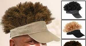 Czapki z włosami