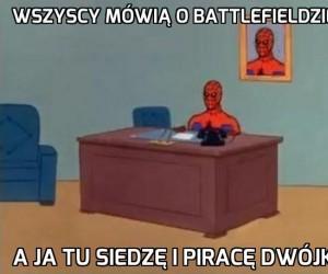 Wszyscy mówią o Battlefieldzie 1