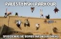 Palestyński parkour