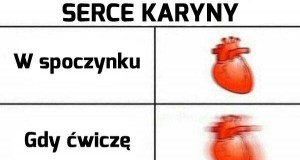 Serce Karyny