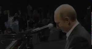 Putin daje koncert