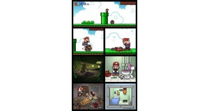 Mario w prawdziwym świecie