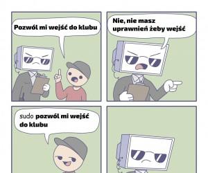 Linux taki jest