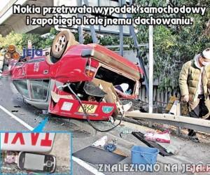 Nokia ratuje ludzkie życia!