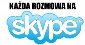 Typowa rozmowa na Skype