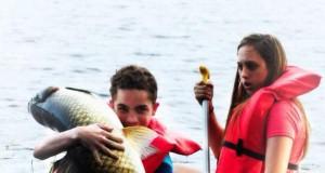 Zdradzona z rybą...