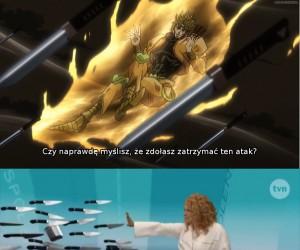 Najpotężniejszy wojownik w anime