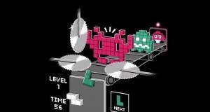 Jak powstają tetrisowe klocki