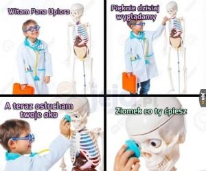 Badanie oka